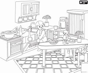 Cuisine D Ete Barbecue #15: M�re-b�b�-dans-cuisine-pl_4e60ae12cf502-p.gif