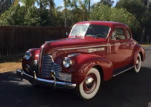 1940 Buick For Sale Lots For 16k 1940 Buick Special Business Coupe Bring A