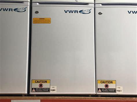 vwr scucfs  undercounter freezer  refrigerators freezers