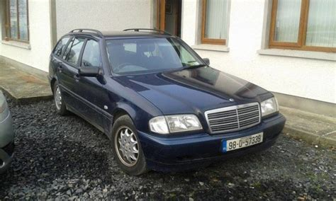 manual cars for sale 1998 mercedes benz c class instrument cluster 1998 mercedes benz c class for sale in dundalk louth from pgmull