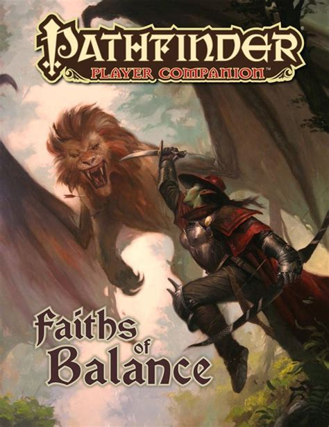 pathfinder player companion potions poisons books paizo pathfinder player companion faiths of balance