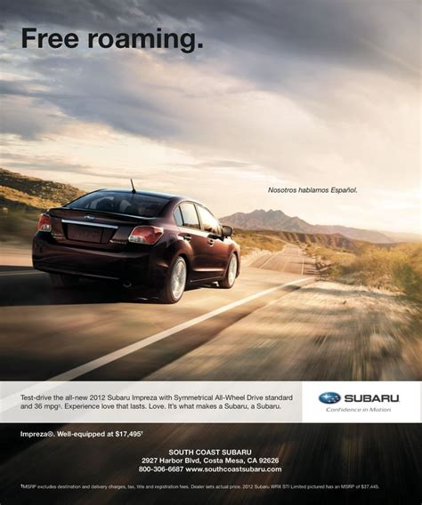 Subaru Ad Agency by 52 Best Images About Subaru Ads On Subaru