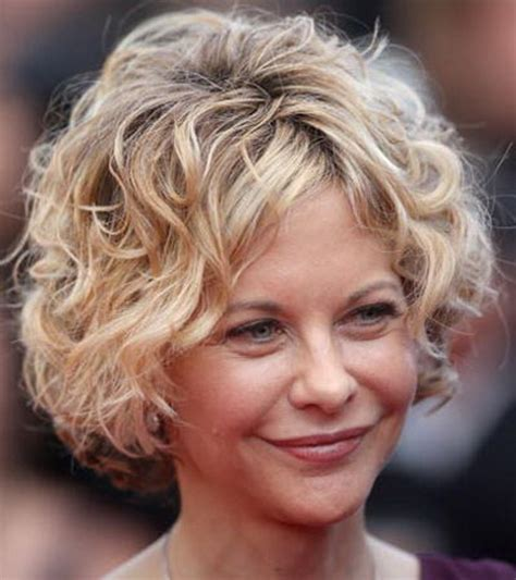 hairstyles with frizzy hair for 50 curly short hairstyles for women over 50