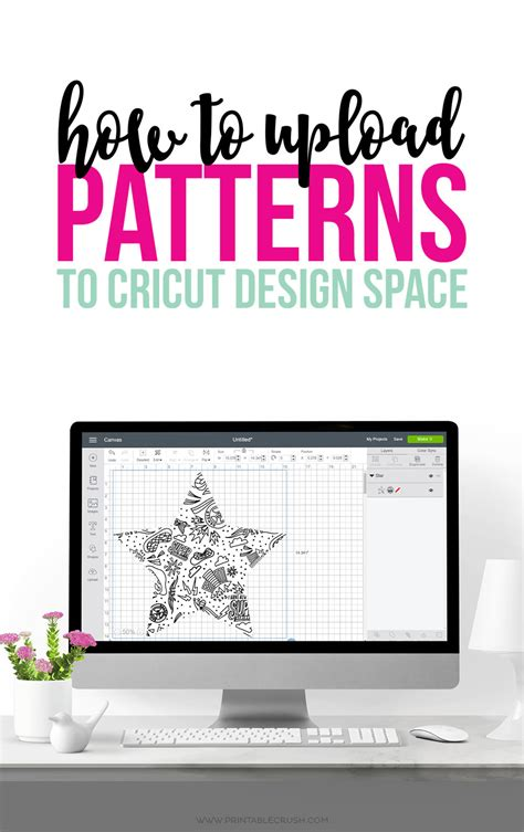 ui pattern upload how to upload patterns to cricut design space printable