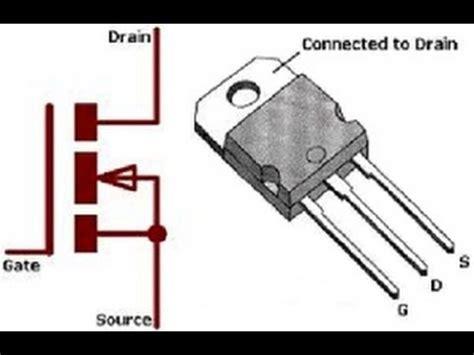 transistor fet de junção curso de electr 243 nica el transistor mosfet