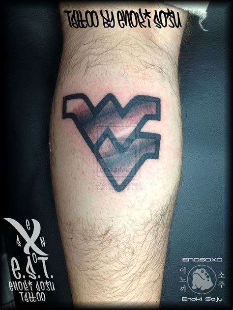 west virginia tattoos designs west virginia by enoki soju by enokisoju deviantart