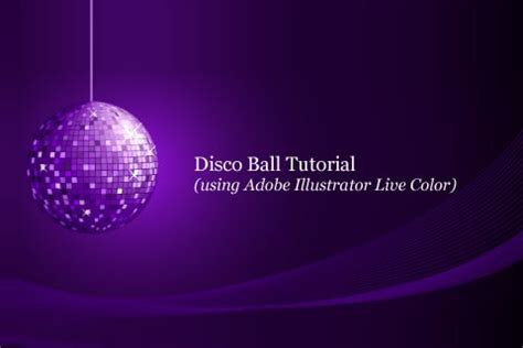 disco balls of the universe books 50 excellent illustrator 3d tutorials smashing magazine