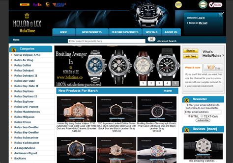 A Website To Find Top 5 Websites To Buy Replica Watches Replica Watches Reviews