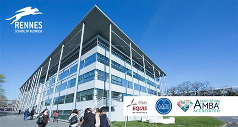 Esc Rennes Mba Ranking by Find A Phd Phd In Management Rennes School Of Business