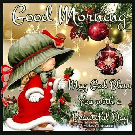 good morning  god bless  christmas quote pictures   images  facebook tumblr