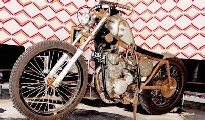 Modification Artinya by Yamaha Scorpio Modifikasi Konsep Sepeda Syakeela