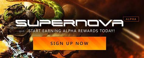 Mmobomb Giveaway - supernova alpha key access giveaway mmobomb com