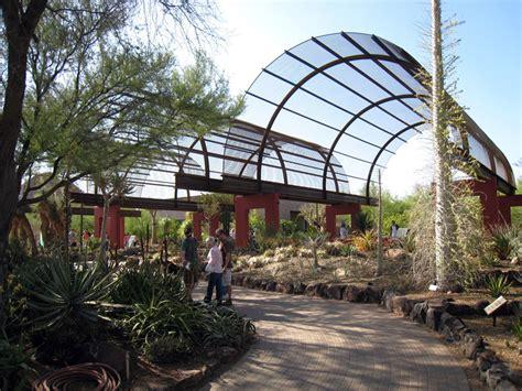 Botanical Garden Az Desert Botanical Garden