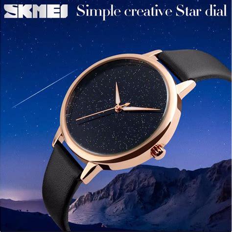 Jam Tangan Wanita Skmei 9141 Cl skmei jam tangan analog wanita 9141cl black