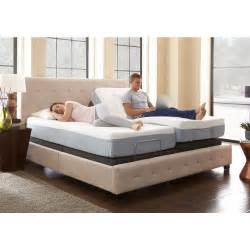 King Size Adjustable Bed Frames Rest Rite King Size Rest Rite Adjustable Foundation Base Bed Frame With Remote