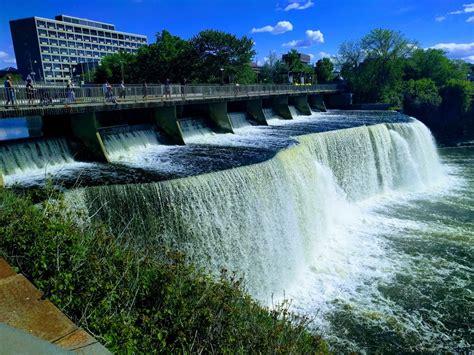 Rideau Falls by Travel Rideau Falls In Ottawa