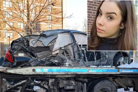 woman celebrating st birthday killed  car crash