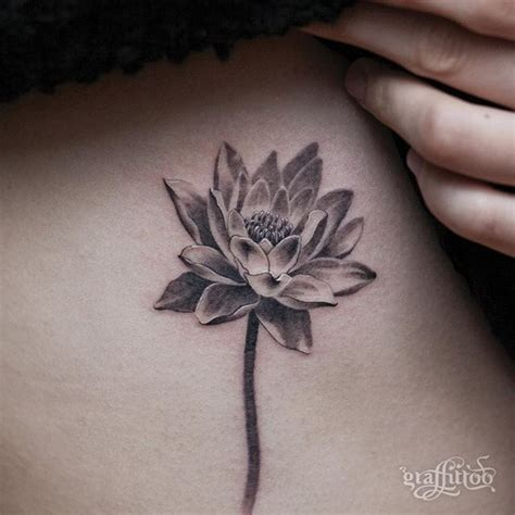 water lily tattoo designs best 25 water tattoos ideas on lotus