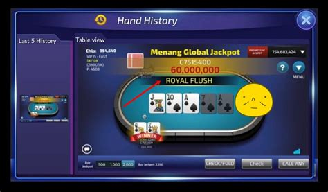trik jackpot super royal flush judi poker  poker gocap