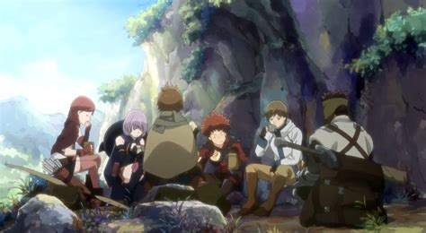 grimgar of fantasy and ash anime episode 1 review the