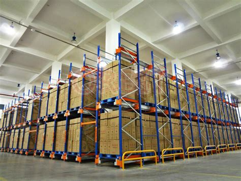 Racking System Warehouse by Multi Tier Warehouse Heavy Duty Pallet Racking System With