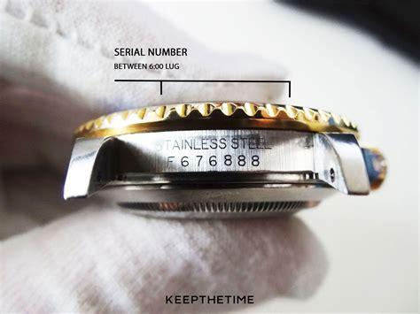 Rolex Submariner Model Numbers