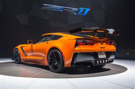 Zr1 Corvette Price by 2019 Chevrolet Corvette Zr1 Look Big Power Big