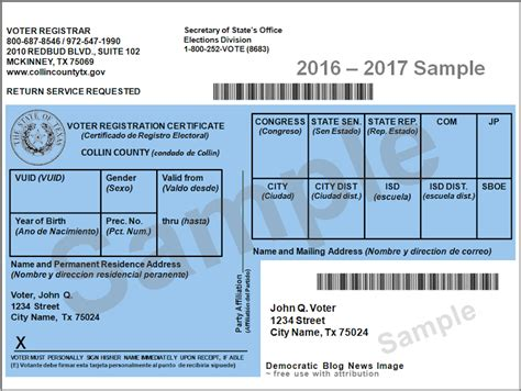 i want to make my voter id card transgriot early voting starts october 24