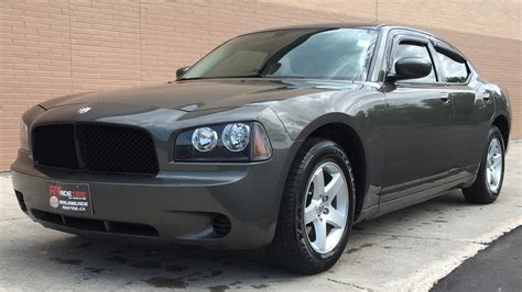 2010 charger se 2010 dodge charger se rwd alloy wheels auxiliary