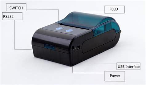 Printer Bluetooth Second 58mm portable mobile printer bluetooth cheap receipt printer buy cheap receipt printer