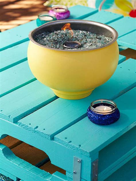 diy pit gel fuel diy tabletop bowls bring the amount of warmth and flare all created