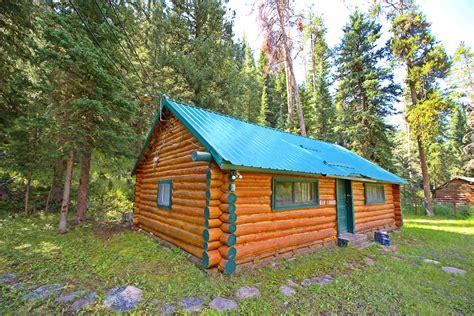 Elk Cabins by Historic Elk Lodge Cabin Montana Ranch Properties
