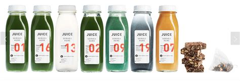 Los Angeles Detox Juice by S Corner 2014 Detox 101 Juice Cleansing