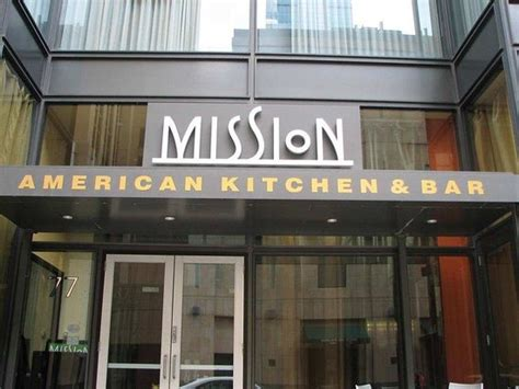 Mission American Kitchen 301 moved permanently