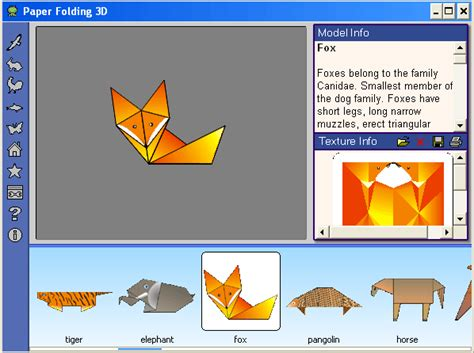 Paper Folding 3d Software - paper folding 3d from files32 home hobby