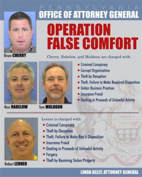 four charges in operation false comfort gantnews