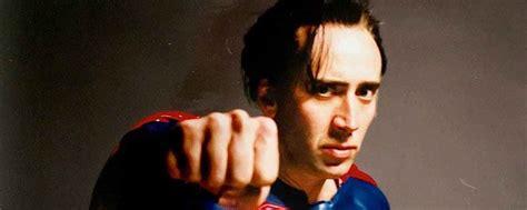 film z nicolas cage nicolas cage ska spela superman 228 ntligen moviezine