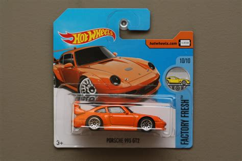 Hotwheels Murah Porsche Orange wheels 2017 factory fresh porsche 993 gt2 orange