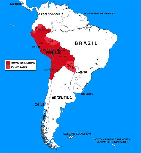 inca map of south america free resources country profile and demographics
