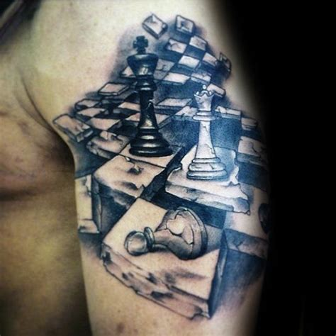 chess tattoo designs chess designs ideas and meaning tattoos for you