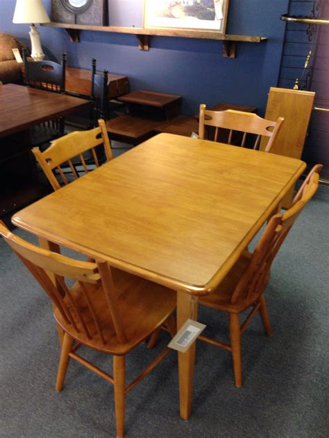 moosehead dinette allegheny furniture consignment