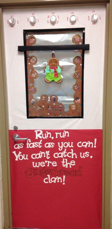 pinterest classroom door decorations christmas gingerbread classroom door decoration pre k classroom door