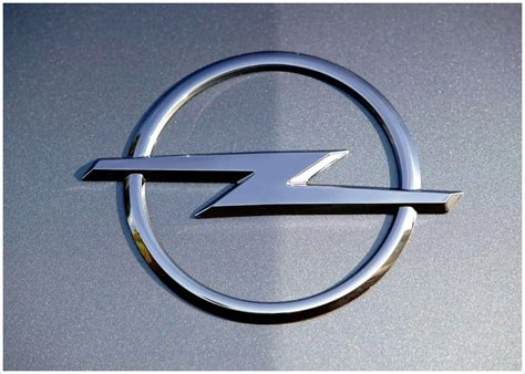 opel logo le logo opel les marques de voitures
