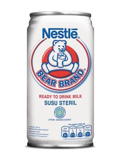 Brand Ready To Drink 189 Gram jual brand kaleng 189 ml beruang