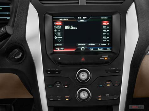 ford explorer 2015 interior 2015 ford explorer prices reviews and pictures u s
