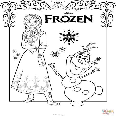 dibujos para colorear y imprimir de frozen fresco dibujos frozen para colorear e imprimir