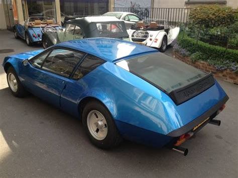 renault alpine classic 1978 renault alpine a310 for sale car and classic
