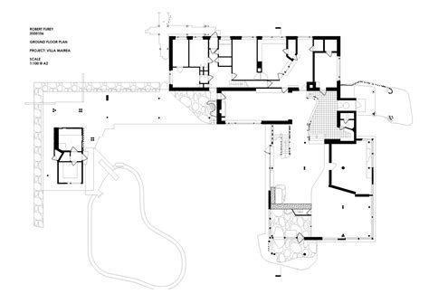 Villa Mairea Floor Plan by