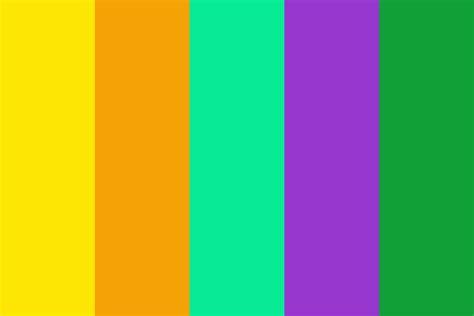 colorblind safe colors bohemian fresh color palette
