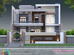 Home Design 15 By 60 35 X 60 Decorative Style Contemporary Home Kerala Home